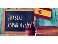 Spanish tutor based in West London (can drive to yours)