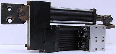 Linear Actuator W Allen-bradley 1326as-b310h-21 Servo Motor
