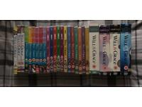 Will and Grace series 1-8DVD