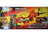 NERF N-Strike Havok Fire EBF-25 - Full Auto!