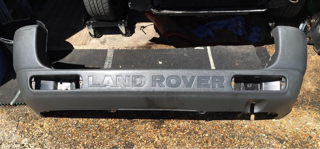 Freelander 1 rear bumper