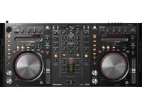 Pioneer ddj s1 decks hardly used