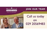 FULL TIME CARER in CARDIFF - Up to £8.50 per hour