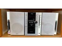 5 CD CHANGER STEREO SYSTEM