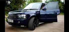 Range Rover Vogue - 2008 Facelift Inside & Out!!