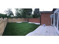 CHEAP! landscaper, painter/decorator, loft conversion, side/rear extensions, kitchen fitter, tiler.