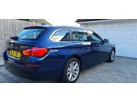 BMW 5 Series 2.0 520d SE Touring 2012 5dr Diesel 6 Speed Manual FSH 2KEYS O74OO326323 £5550