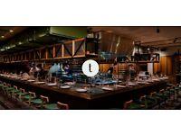 Chef De Partie - Temper Restaurant - Soho