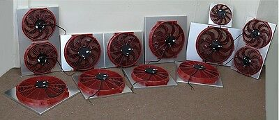 Chevy Monte Carlo Electric Cooling Fan Conversion Kit Custom System