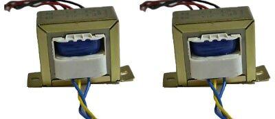 2 Pack Line Matching Transformer 2a 110220v 12-0-12v Lp-575 Nippon America