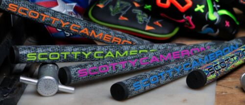 Scotty Cameron Custom Shop Putter Grips - CHOOSE STYLE - 100% AUTHENTIC