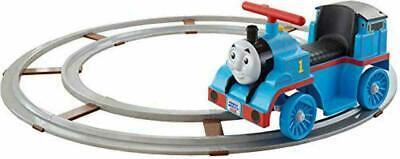 Thomas The Tank Engine Ride On Train (Power Wheels Thomas the Train Thomas Car with Track Ride on Toy NEW DAMAGED)