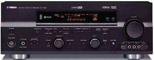 High-end Yamaha RX-V659 7.1 Channel Home Theater Amplifier/Receiv Mount Pritchard Fairfield Area Preview