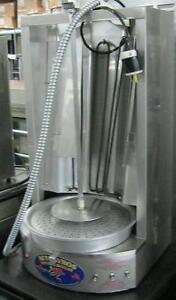 GBS SHWARAMA - GYRO - DONAIR MACHINE - ELECTRIC