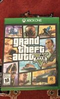 Gta V/5 Xbox one - Great condition