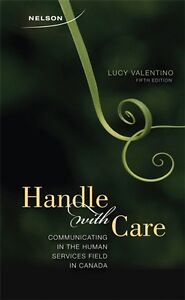 Handle with care textbook (new still in the plastic) Kitchener / Waterloo Kitchener Area image 1