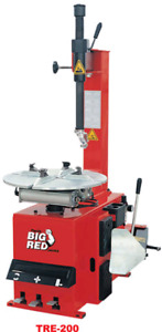 Big red Tre200 tire changer.