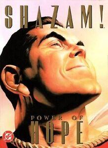 SHAZAM!: Power of Hope #1 (2000); Tabloid Sized Comic Book