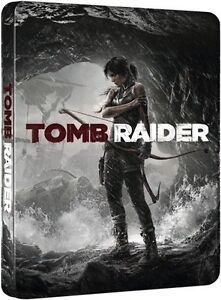 Tomb Raider Steelbook case