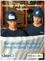 General Labour - Indoor Air Quality Technician