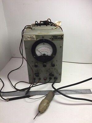Sentinel Electronics Inc. Vintage Multimeter Me-26du
