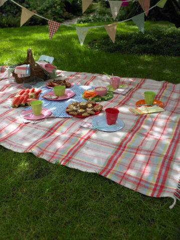 Picnic season is almost here