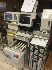 Used DIGI Automatic Wrapping System - Food wrapper -- AS IS, for Parts