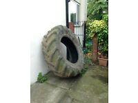 200kg Strongman Tyre