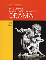 The Compact Bedford Introduction to Drama, 6th edition book
