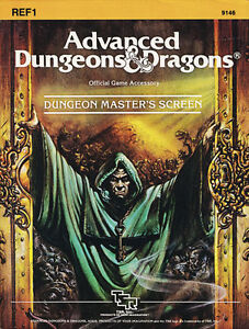 VINTAGE ADVANCED DUNGEONS & DRAGONS MODULES
