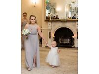 Bridesmaid dress/prom. Size 8. Worn once. Ex condition.