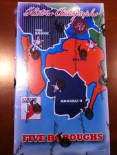 2013 Historical 5 Boroughs Baseball Hobby Box Factory Sealed MLB Baseball NIB