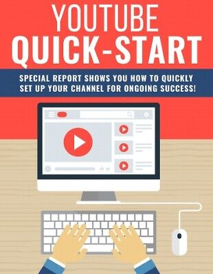 Youtube Quick-start Setup Your Channel Get More 2