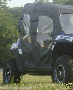 FULL-CAB-for-Existing-Windshield-POLARIS-Ranger-RZR-4-New-UTV-Enclosure