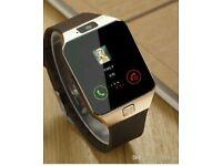 Bluetooth for Samsung Wrist smart Phone Camera with SIM Slot For All Phones