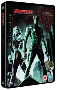 Daredevil: 2 Disc Steelcase Edition ( BRAND NEW DVD )