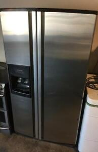 Kitchenaid Stainless steel fridge - FREE DELIVERY