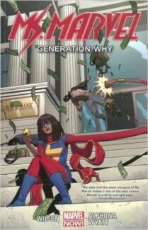 Ms. Marvel Volume 2: Generation Why book by  G. Willow Wilson