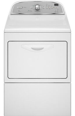 WHIRLPOOL ELECTRIC DRYER WED5600XW