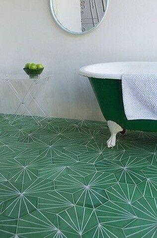 Mosaic del sur Encaustic Cement Tiles | in Hackney, London | Gumtree