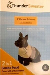 NEW Thundershirt for your Pet Size L