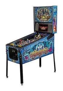 AEROSMITH Pinball - Order Now from NITRO!