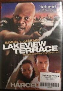 Lakeview Terrace - Samuel L. Jackson - DVD