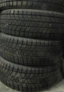 Bridgestone Blizzak DM-V1 Tires 18 INCH-P235.60.18=99%