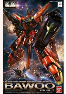 Re 100 Bawoo from Bandai Gundam NIB