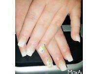 Nails eyelashes