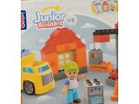 Mega bloks junior builders