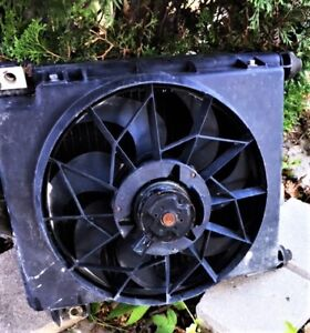AIR COND CONDENSER AND FAN 2004 DODGE RAM 1500