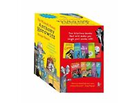 The Wickedly Funny Anthony Horowitz Bumper Box Set (brand new)