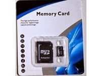100 4GB MICRO SD CARDS